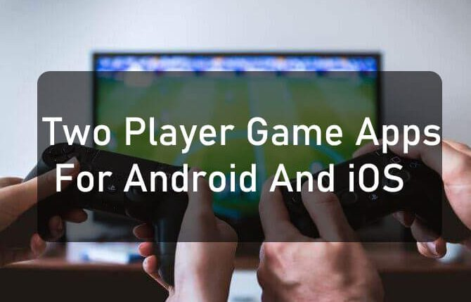 best Two Player Game Apps